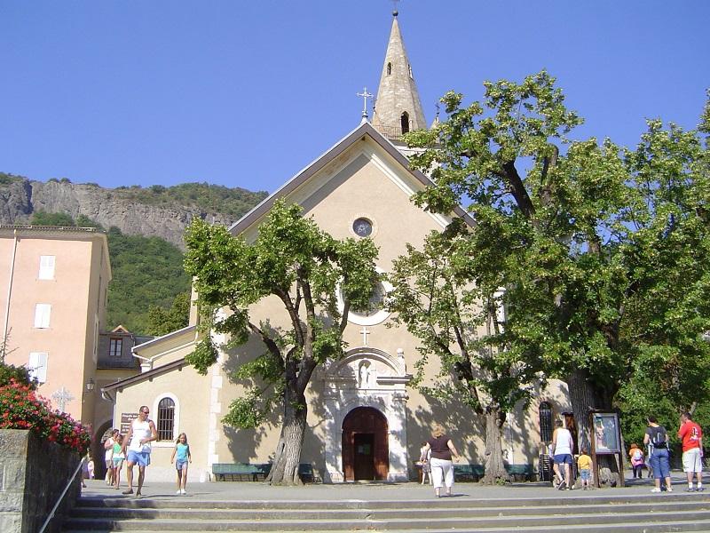 Notre-Dame du Laus : La retraite - pèlerinage